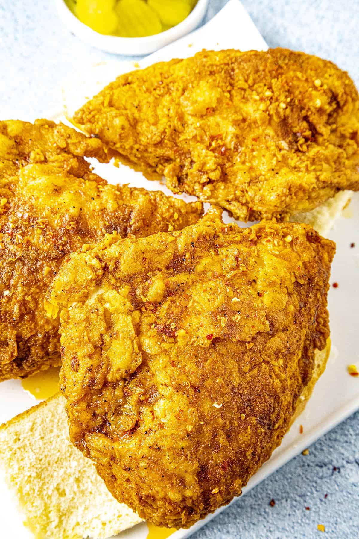 Nashville Hot Chicken Recipe