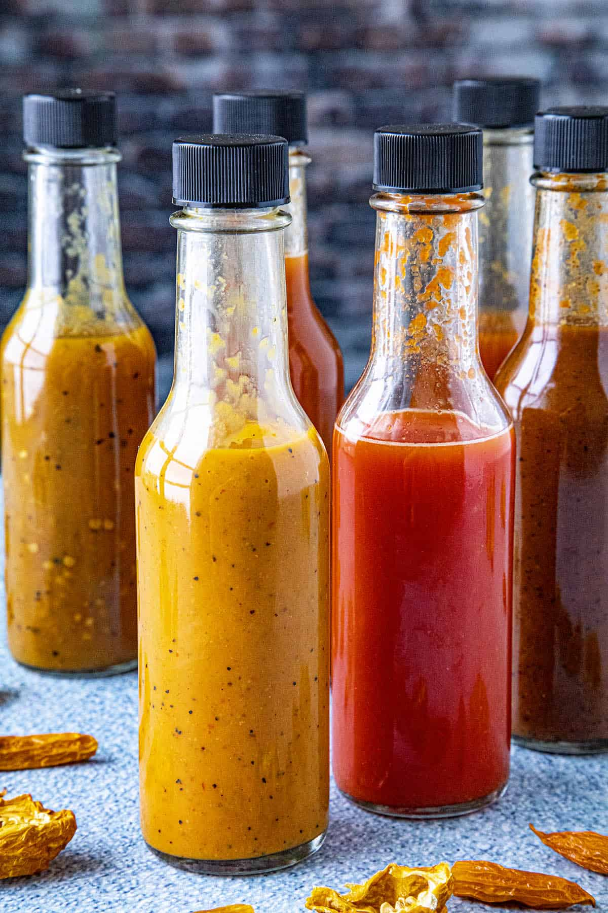 How to Make Hot Sauce from Dried Peppers