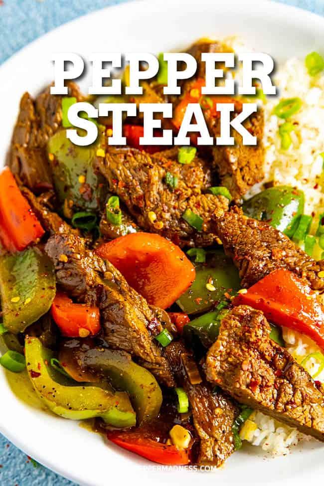 Pepper Steak Recipe