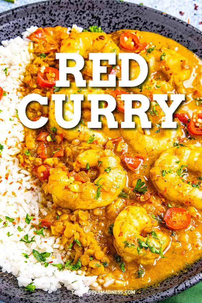 Red Curry Recipe