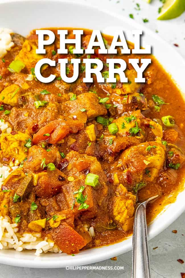 Phaal Curry Recipe: The Hottest Curry in the World