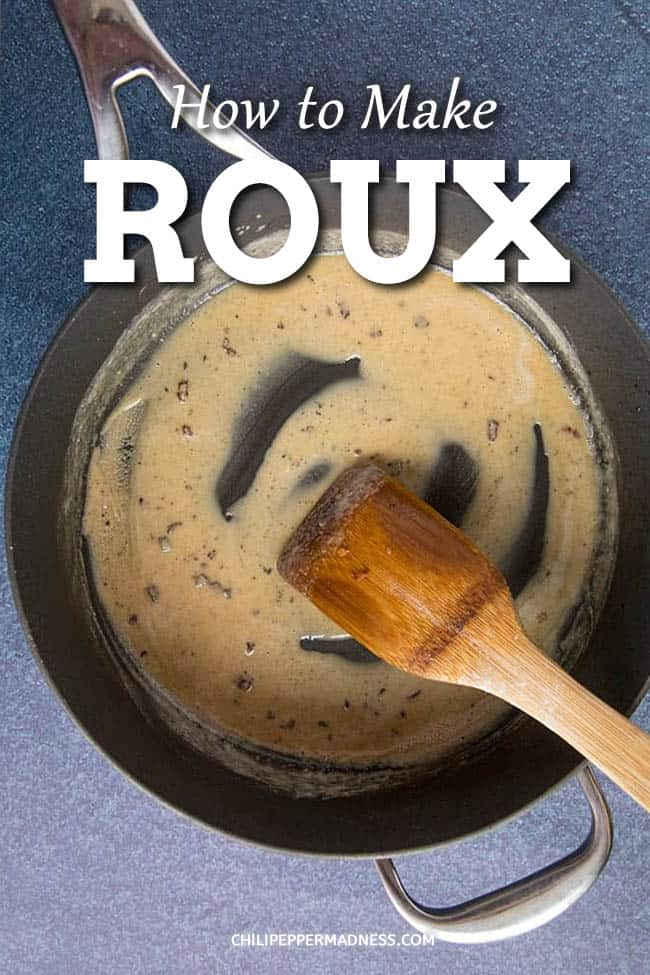 How to Make a Roux (Easy Roux Recipe)