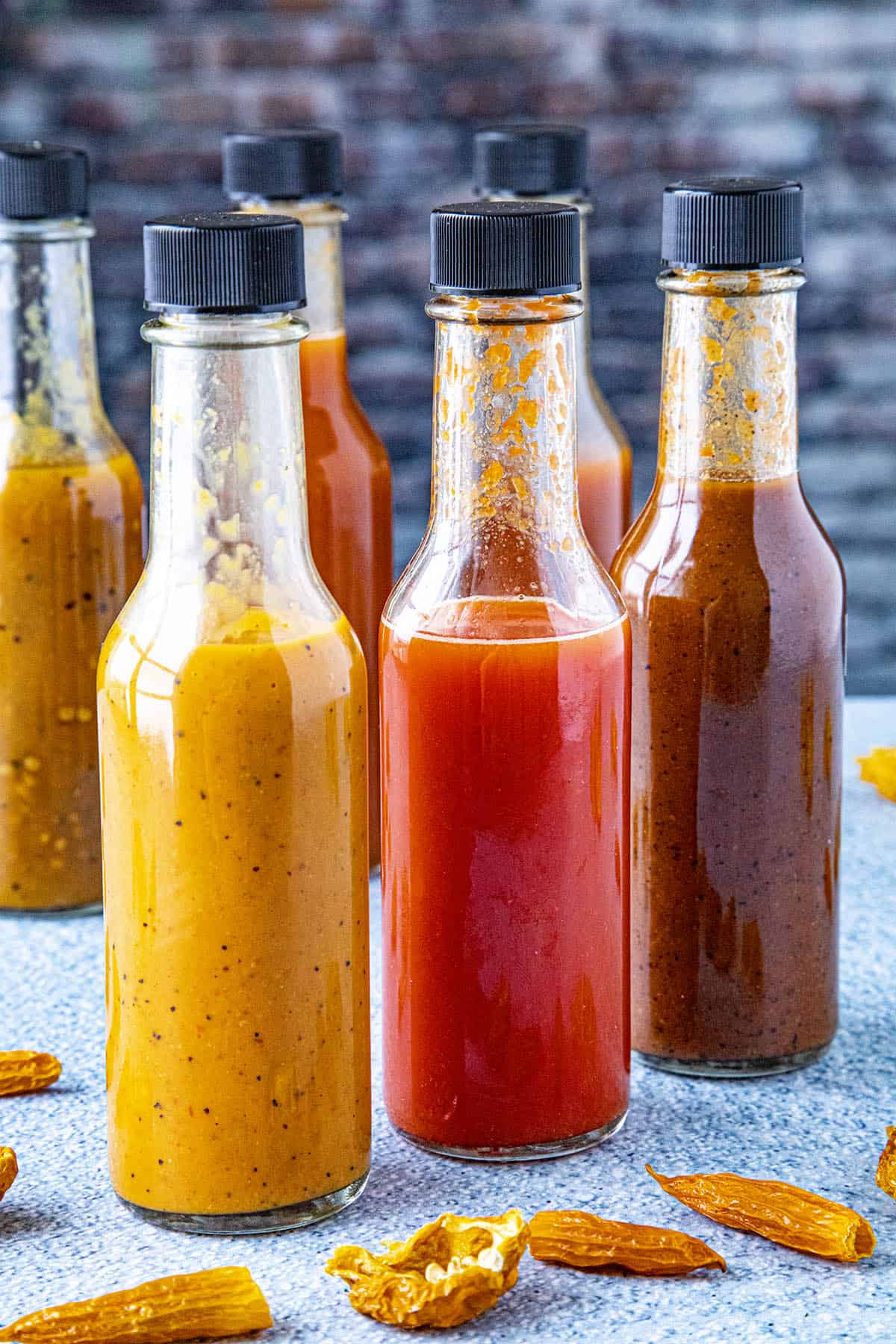How to Make Hot Sauce from Chili Powders