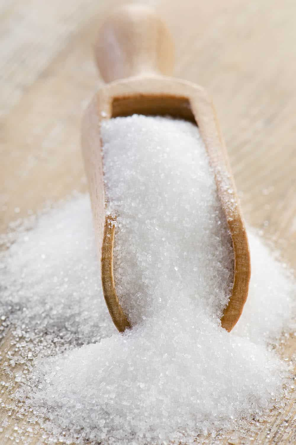 sugar to help stop the chili pepper burn