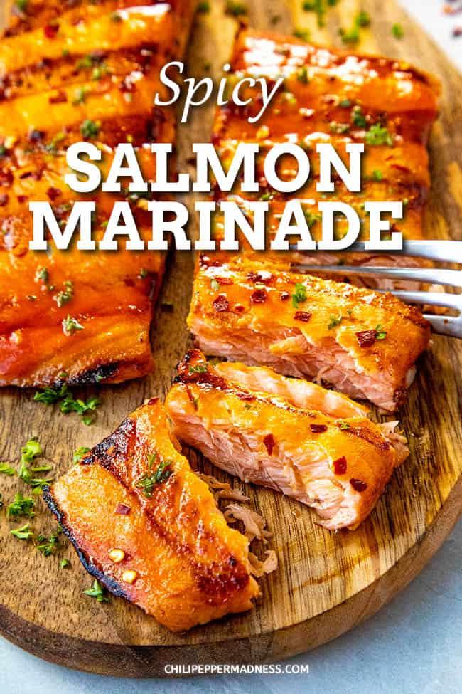Spicy Salmon Marinade