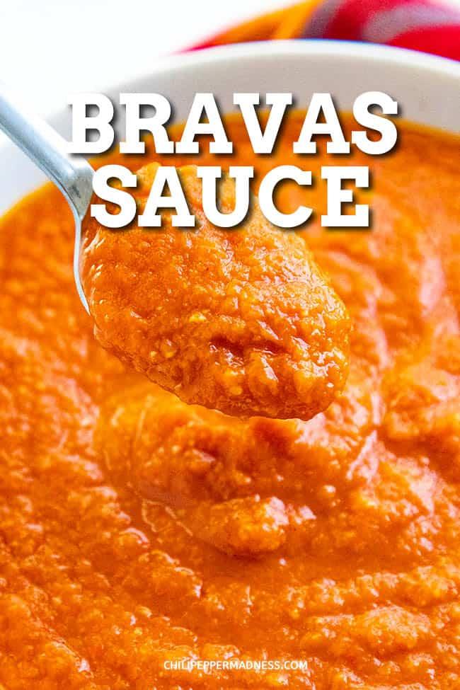 Bravas Sauce Recipe (Salsa Brava)