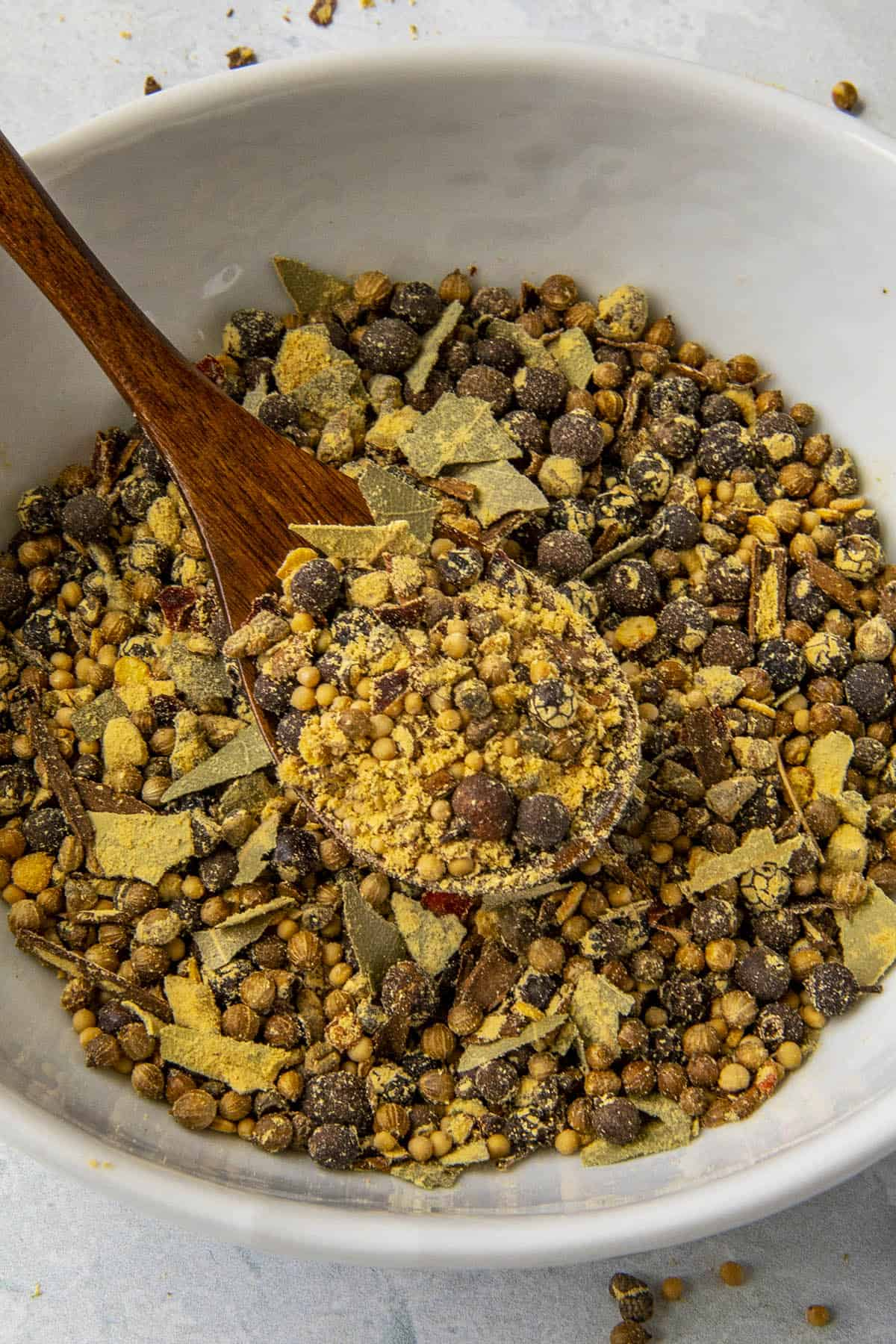 Homemade Pickling Spice Recipe