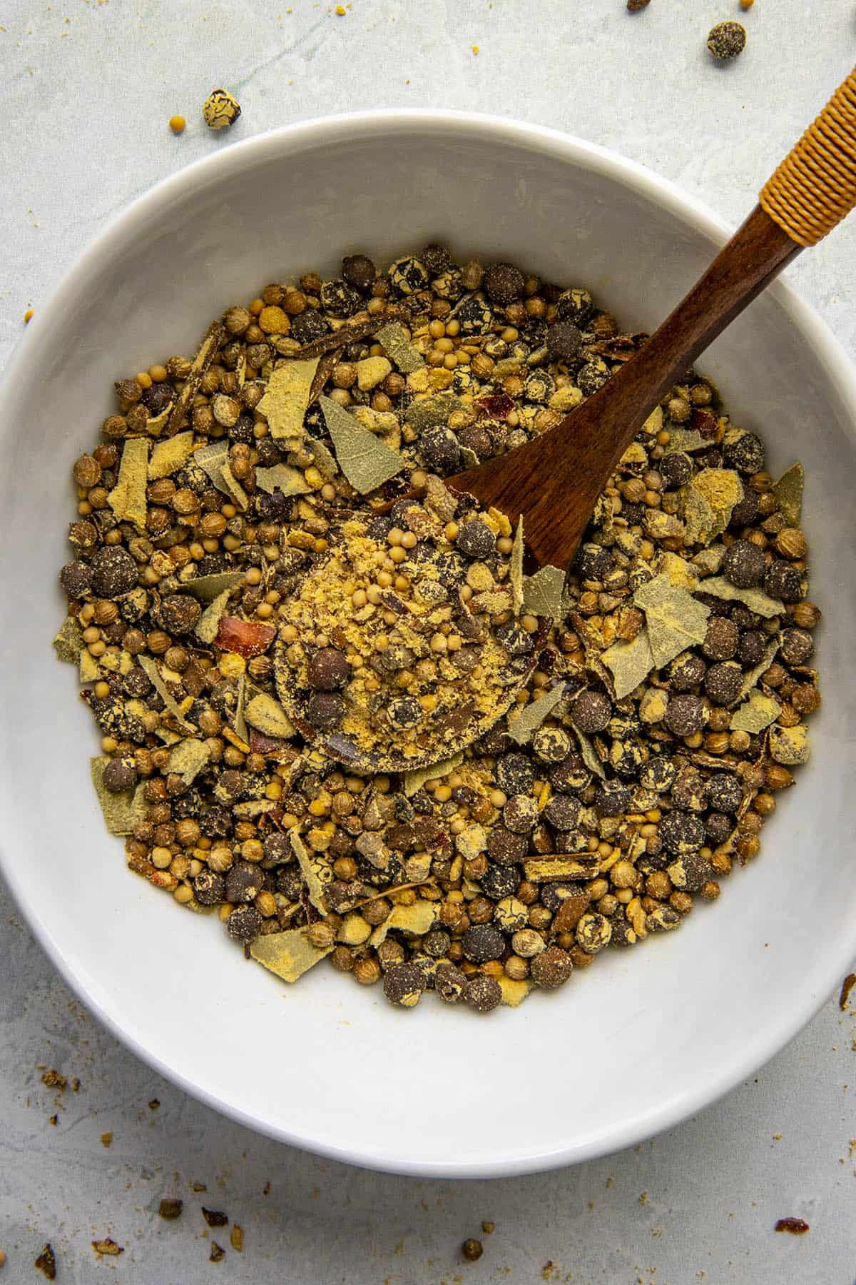 Homemade Pickling Spice ready to use