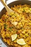 Puerto Rican Arroz con Pollo Recipe