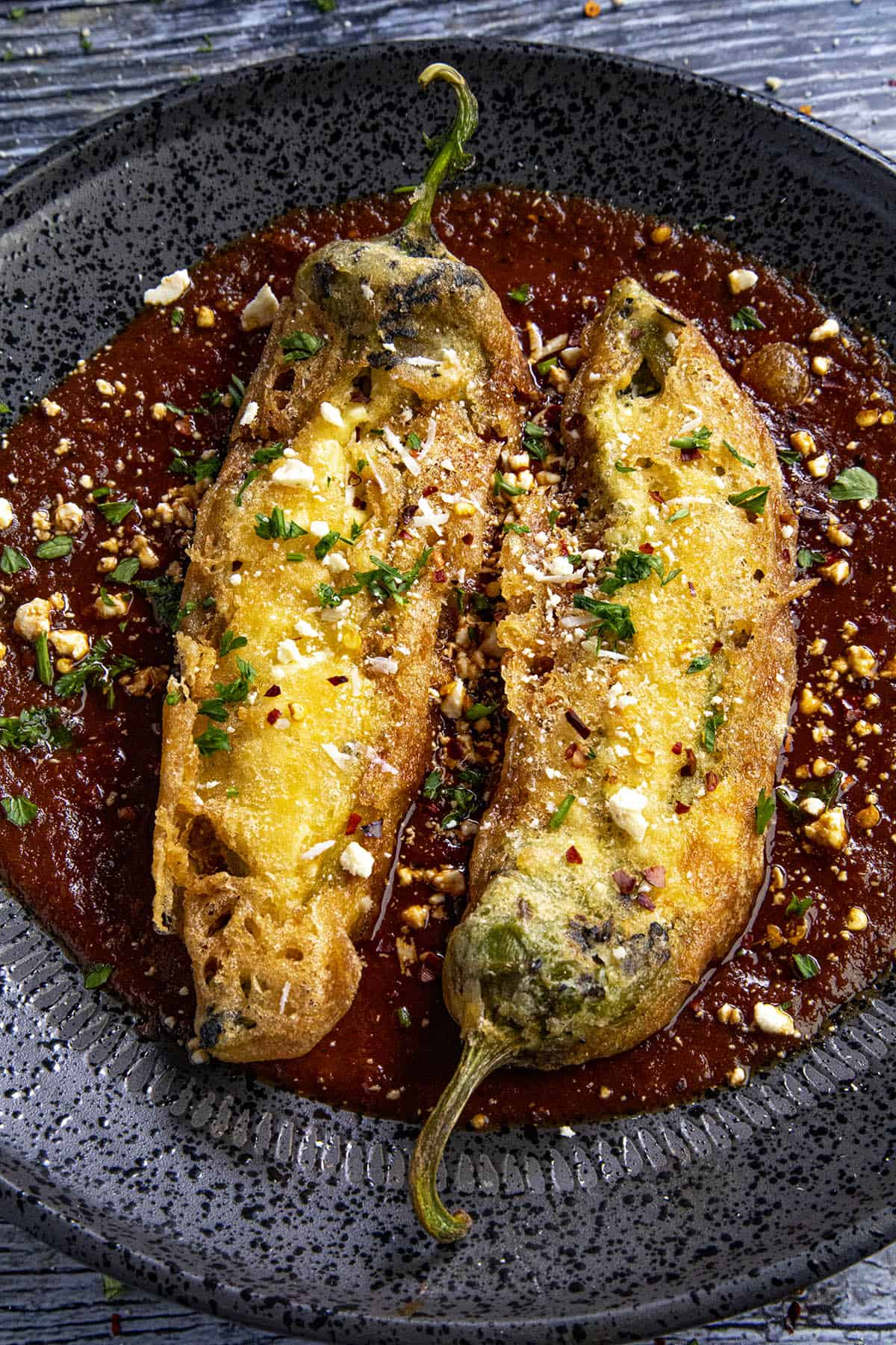 Chile Relleno recipe