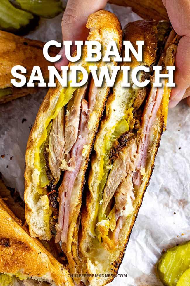Cuban Sandwich Recipe (Cubano Sandwich)
