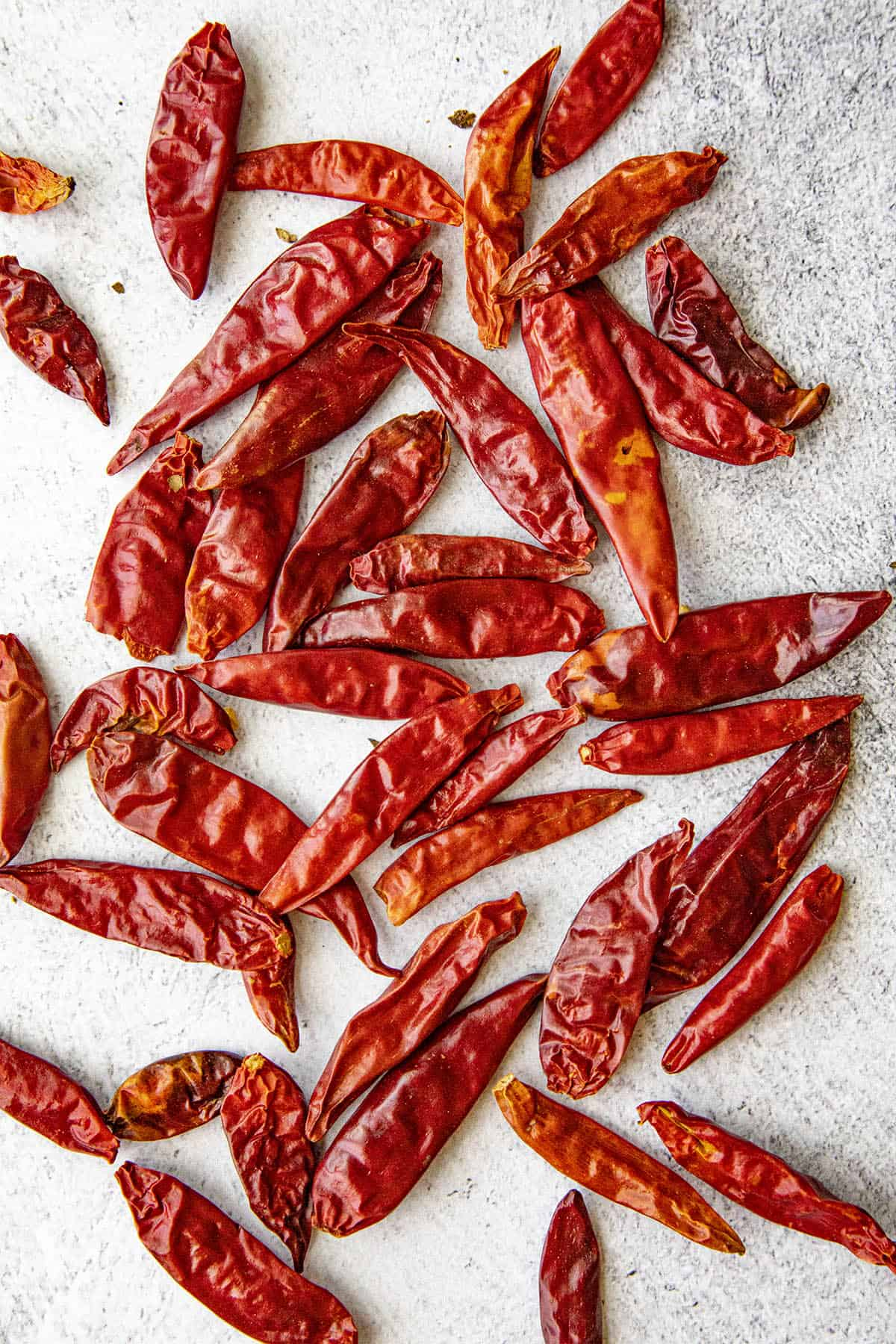 Japones Peppers (Chile Japones)