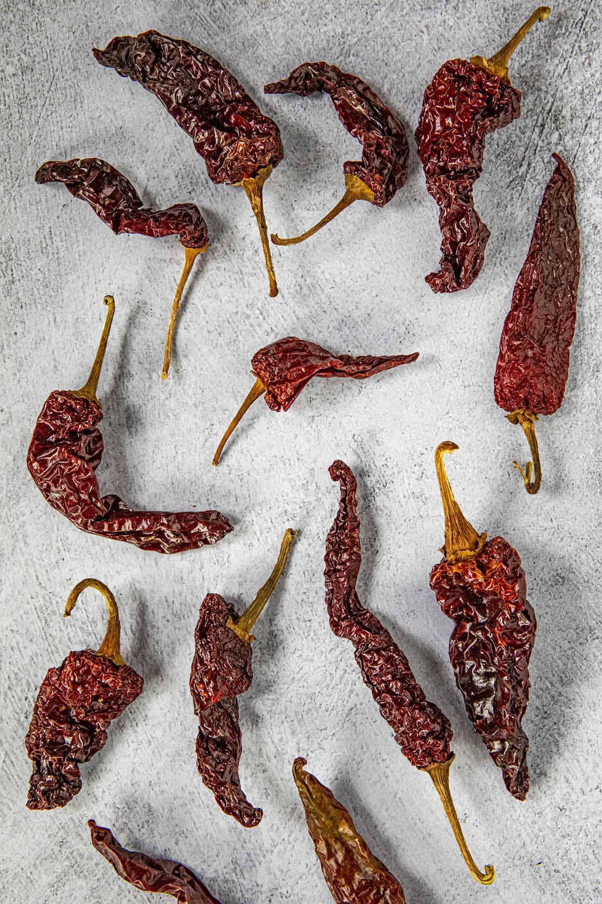 Kashmiri Chili: Vibrant Red Peppers