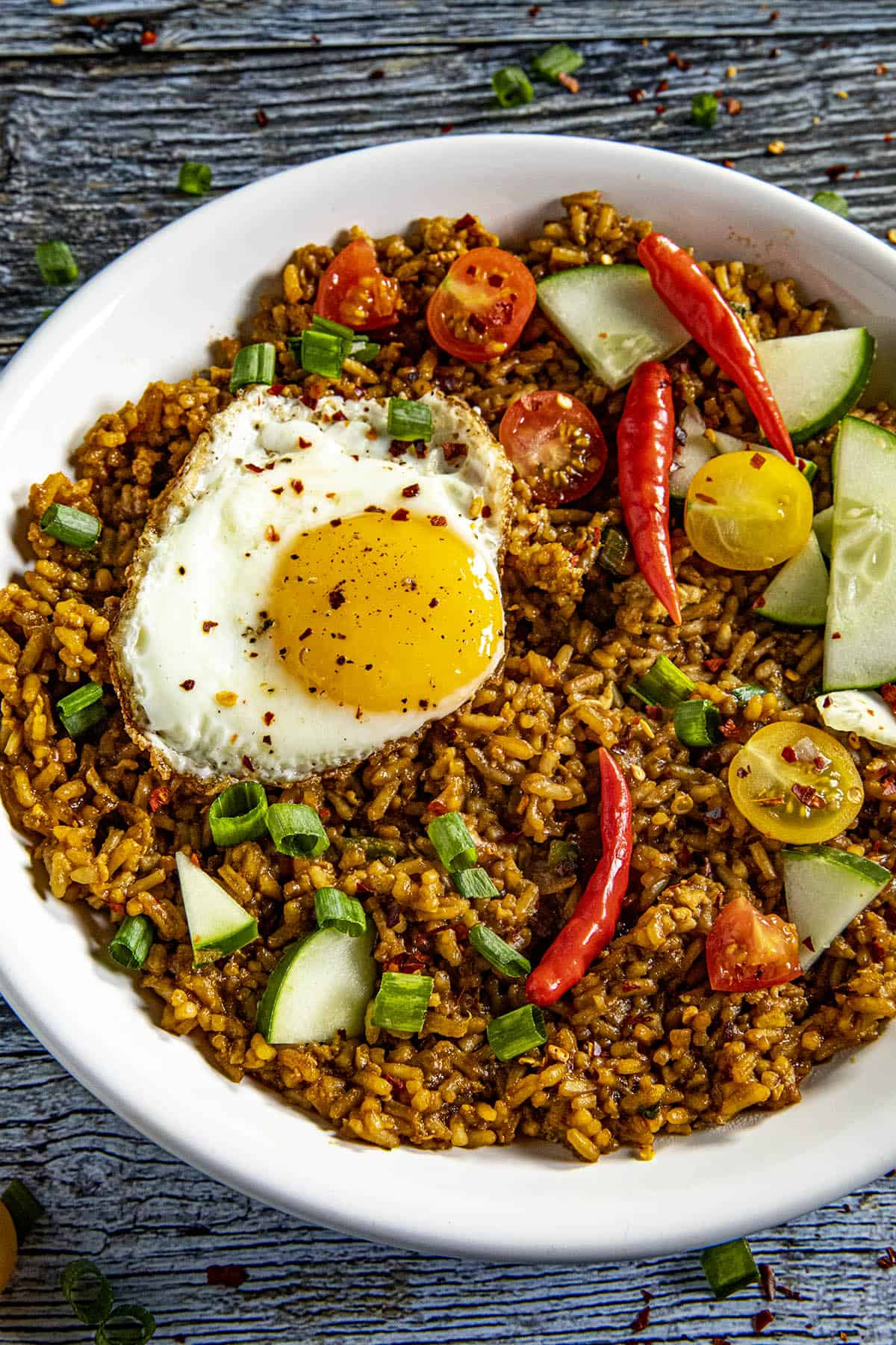 Nasi Goreng – Indonesian Fried Rice Recipe