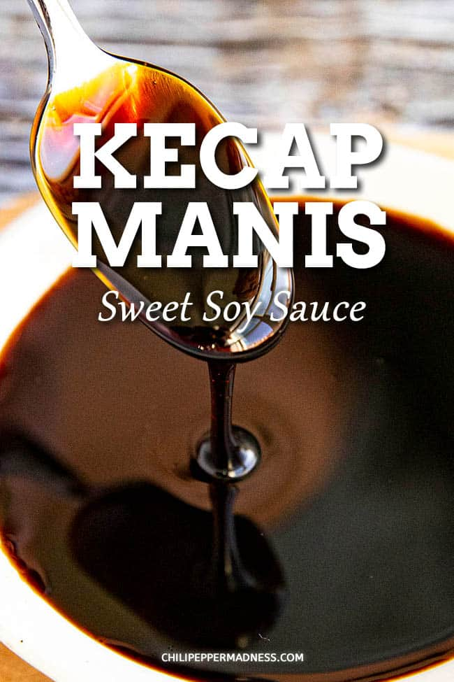 Kecap Manis: All About It
