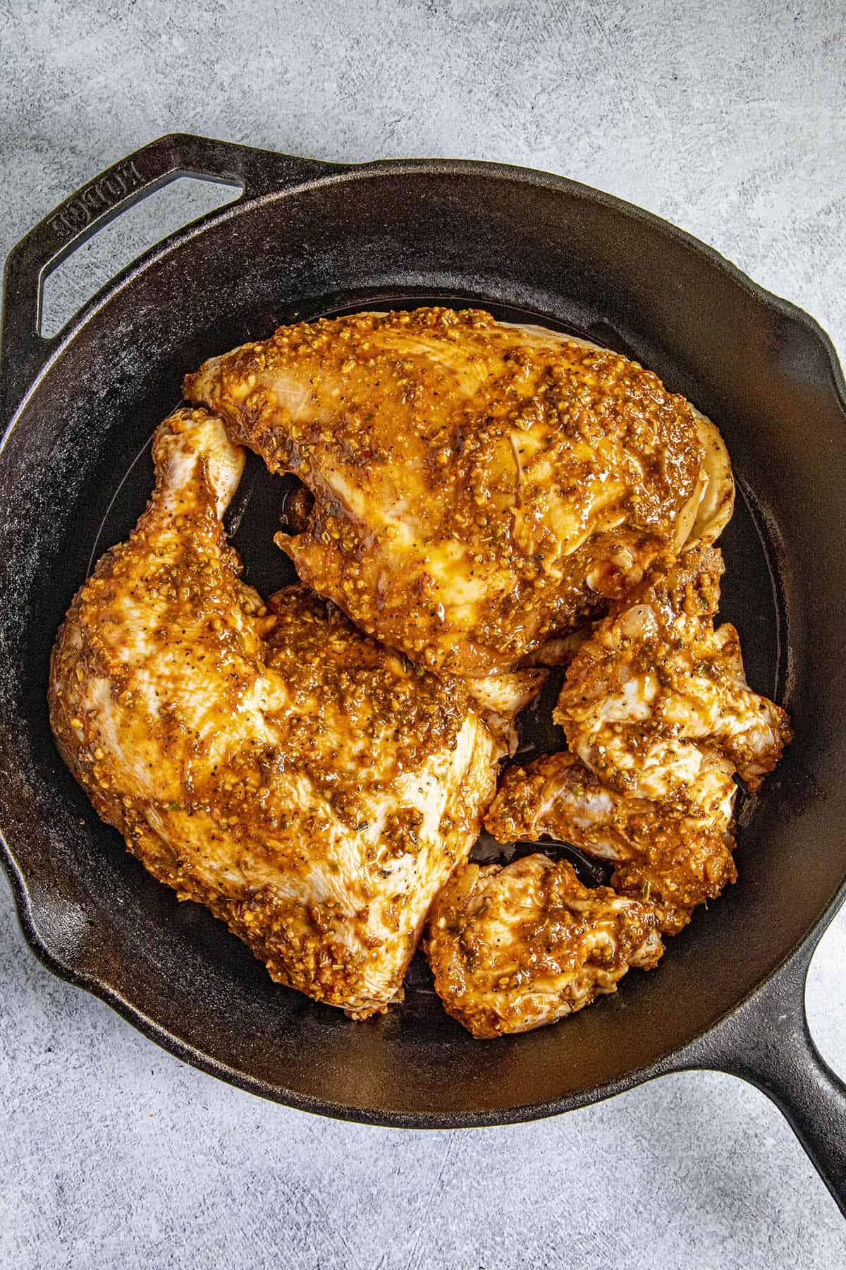 Peruvian Chicken Ready to cook