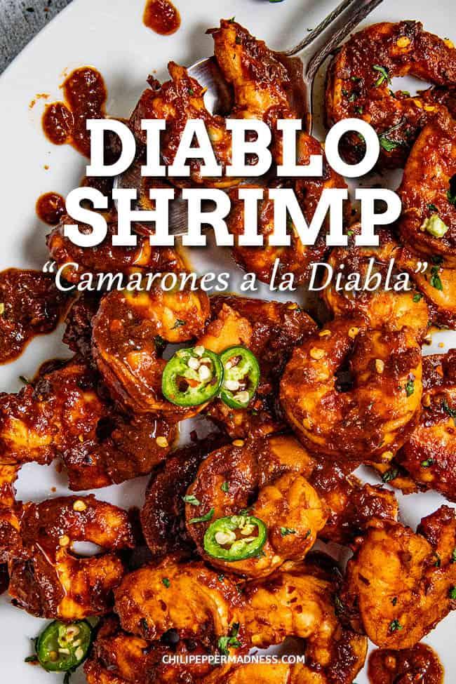 Camarones a la Diabla (Diablo Shrimp)