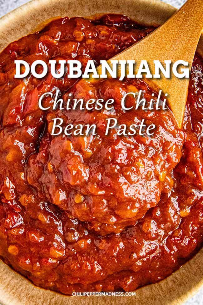 Doubanjiang: Chinese Chili Bean Paste