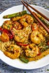 Teriyaki Shrimp Stir Fry Recipe