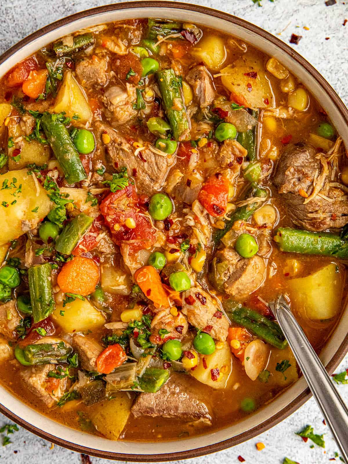 The Best Booyah Stew Recipe (Story)