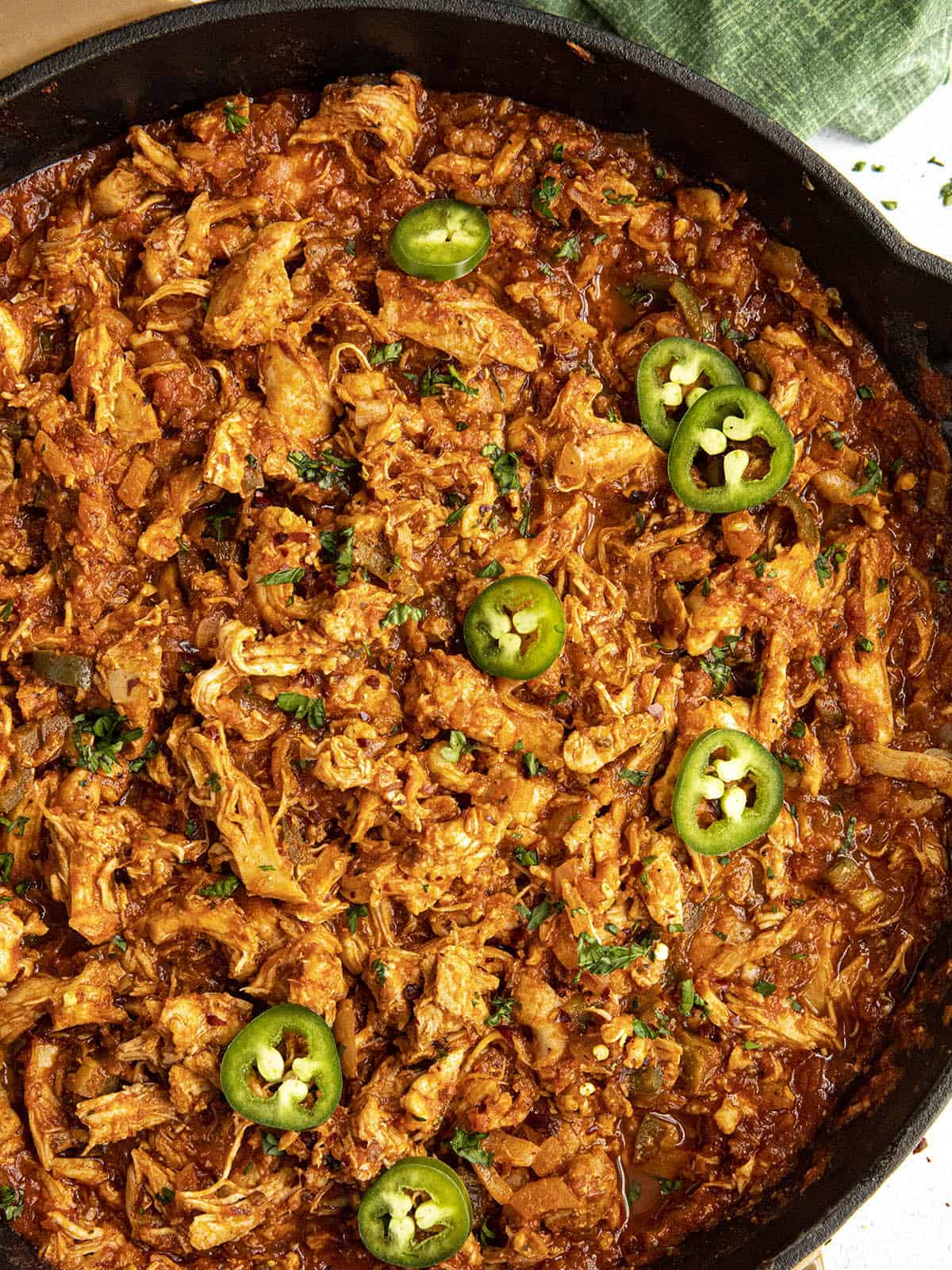 The Best Chicken Tinga Recipe – Story