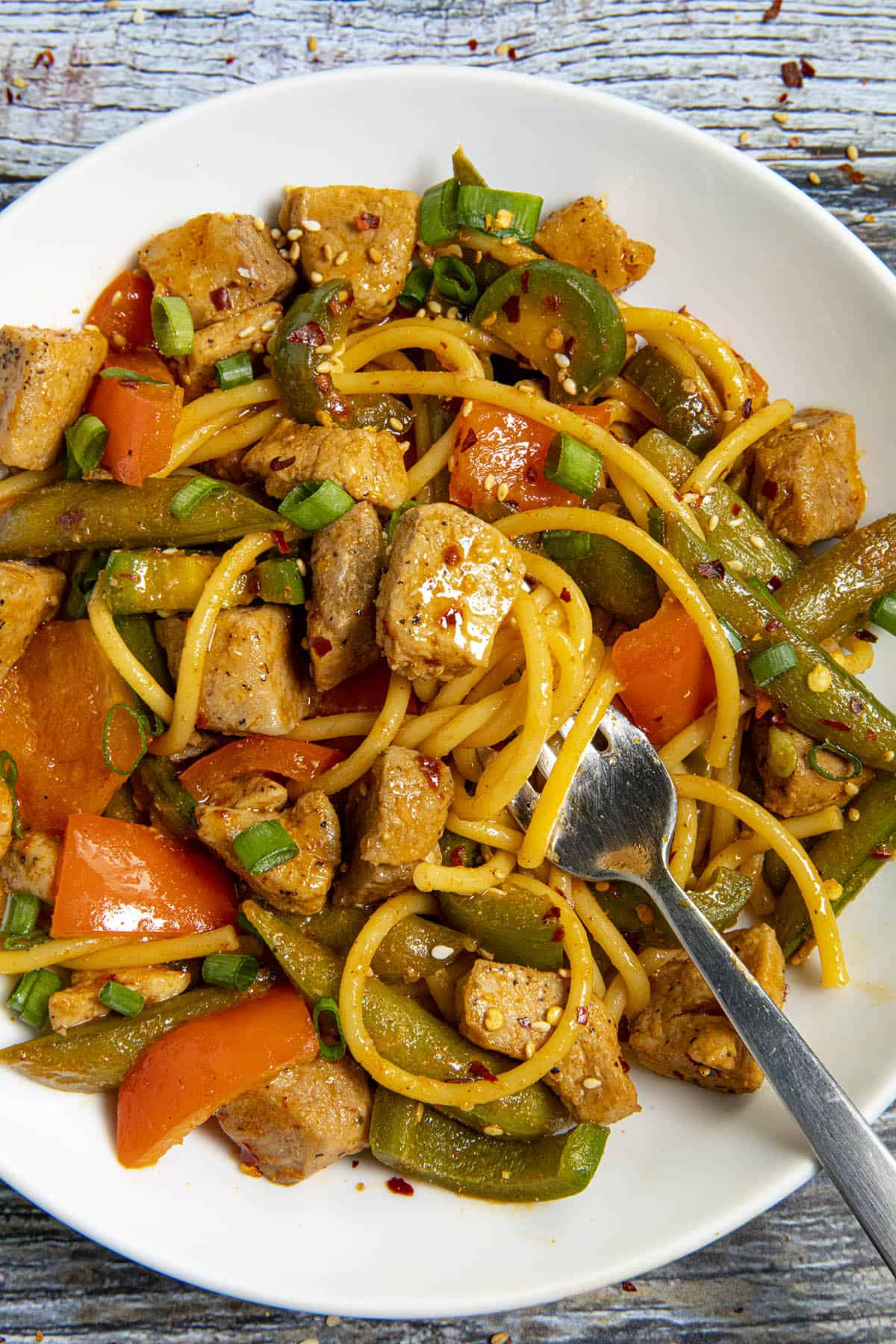 Pork Stir Fry Recipe