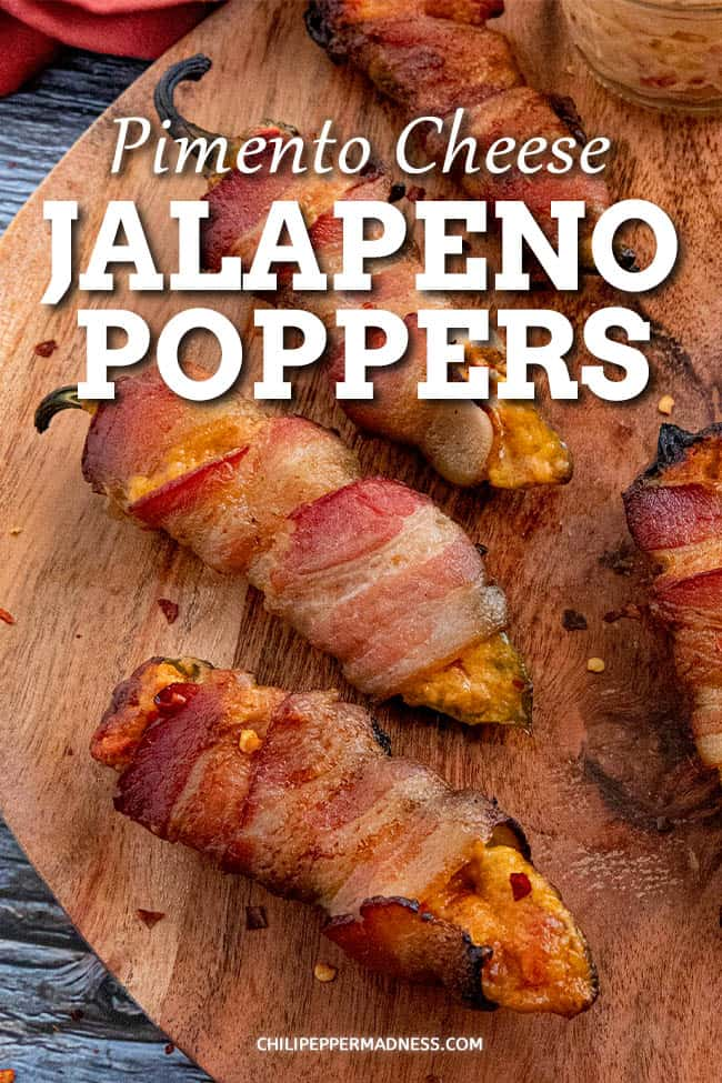 Pimento Cheese Jalapeno Poppers