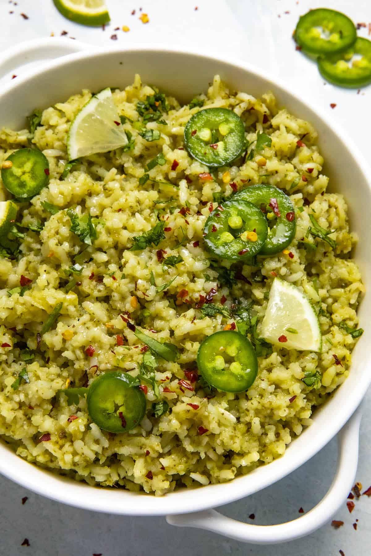 Arroz Verde (Green Rice)