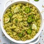 Arroz Verde Recipe
