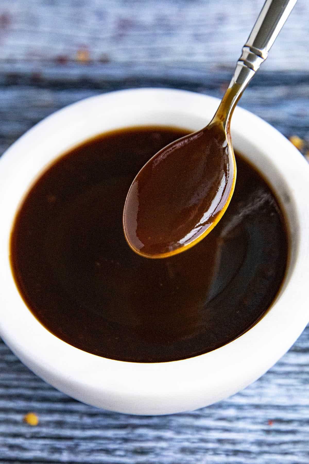 Easy Tonkatsu Sauce Recipe