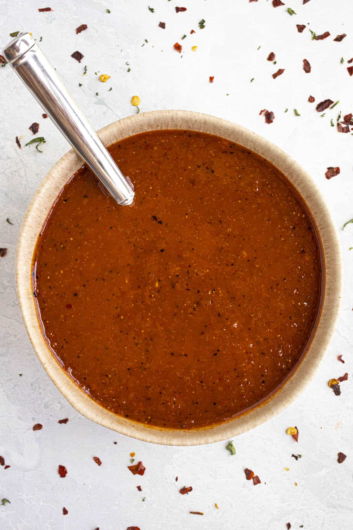 Korean BBQ Sauce in a bowl