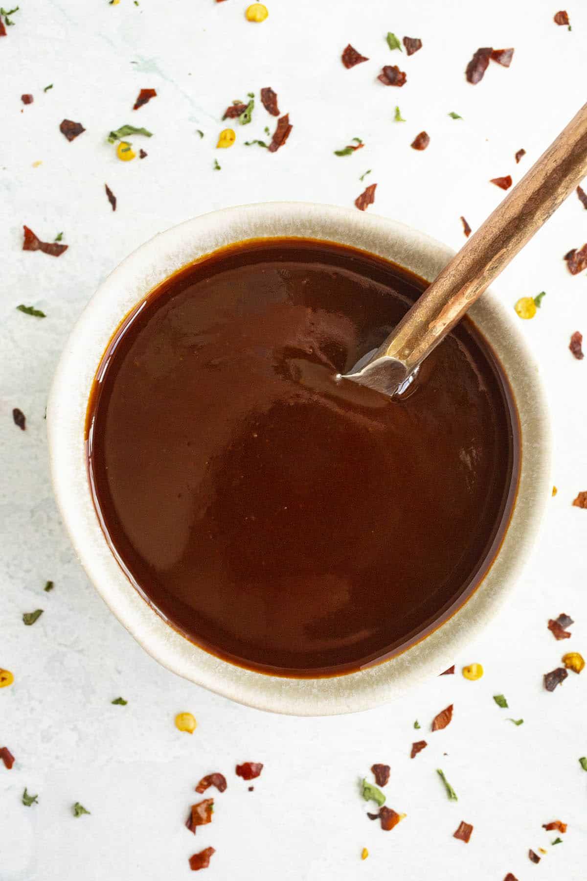 Gochujang Sauce in a bowl