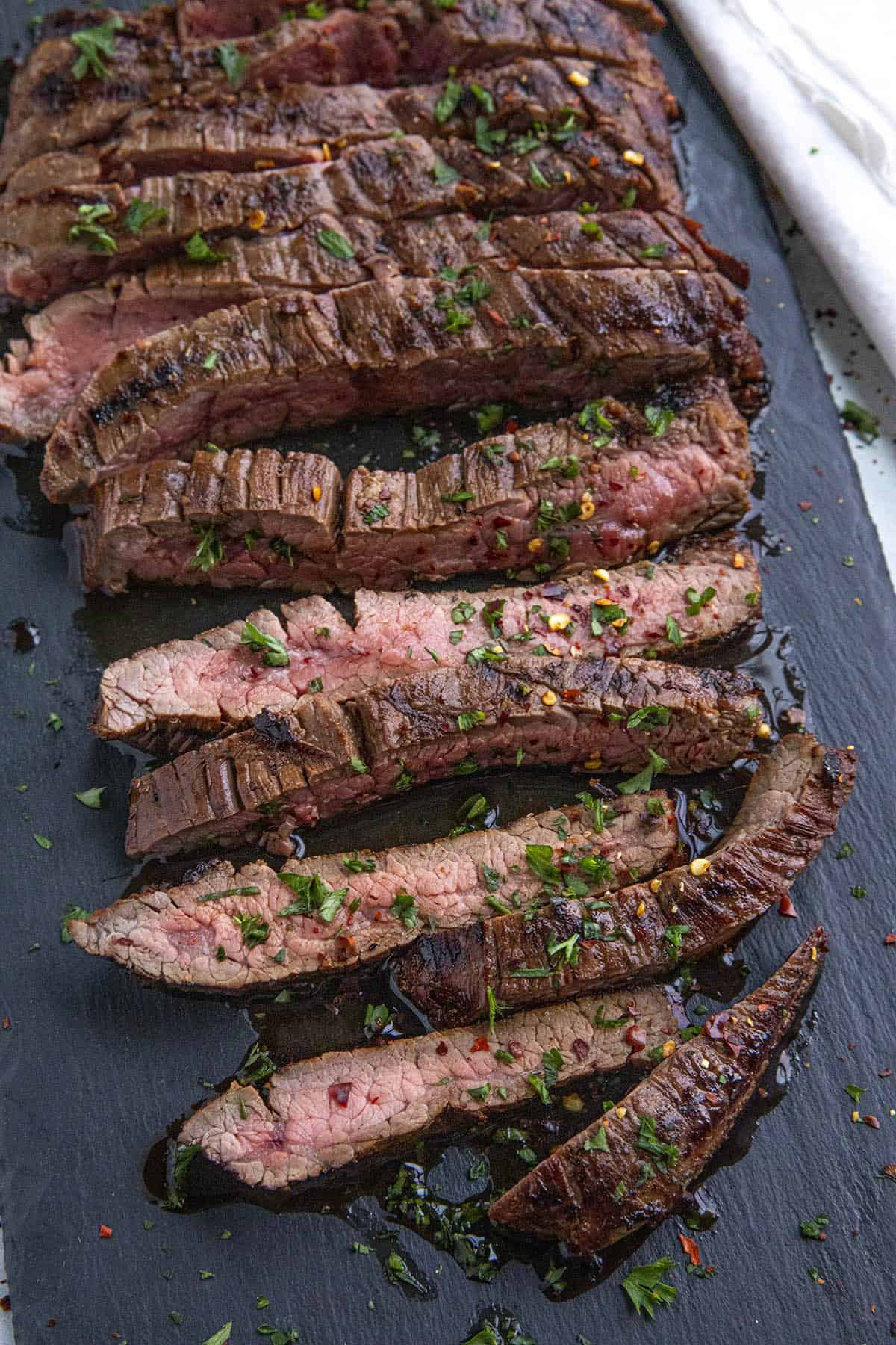 Flank Steak Marinade (with Easy Grilled Flank Steak)
