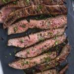Flank Steak Marinade Recipe - Grilled Flank Steak