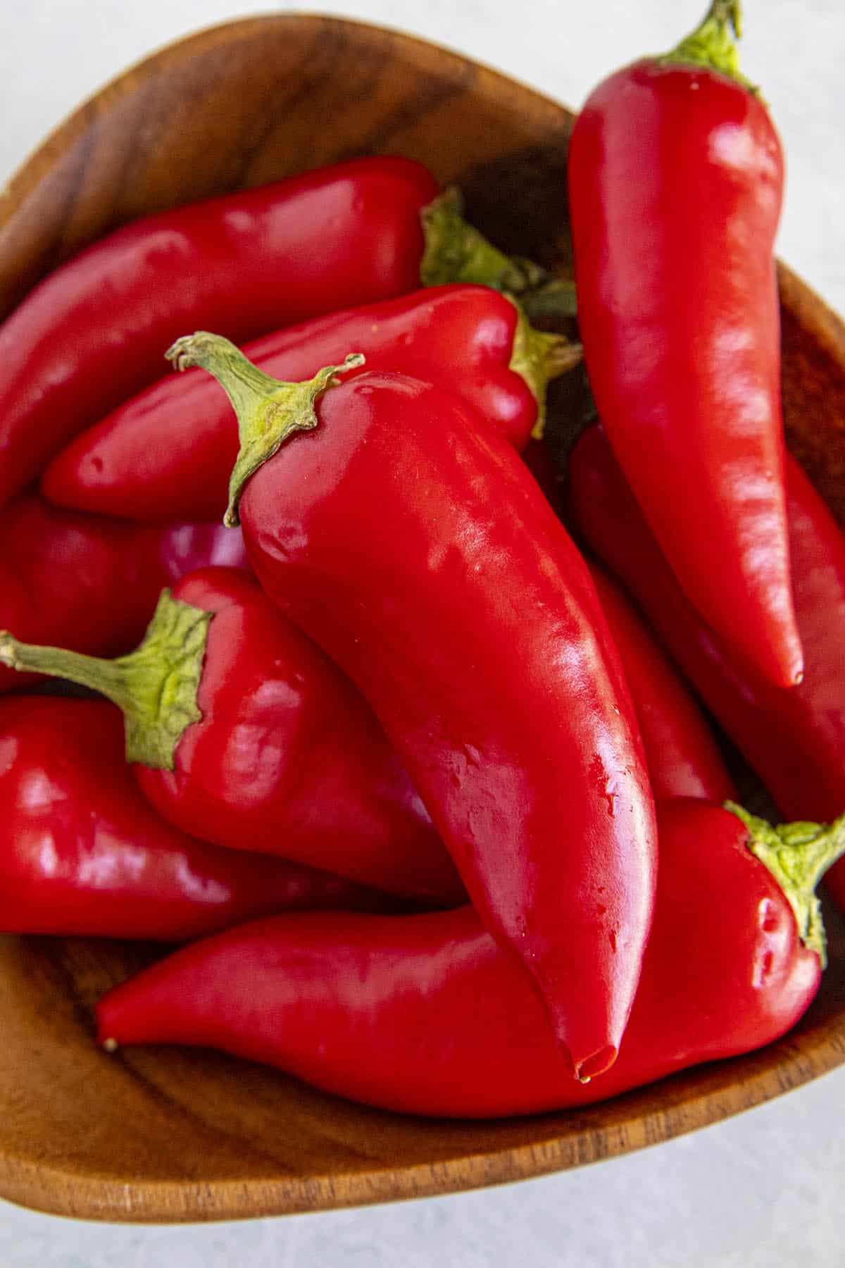 Fresno Pepper – Much Like a Jalapeno