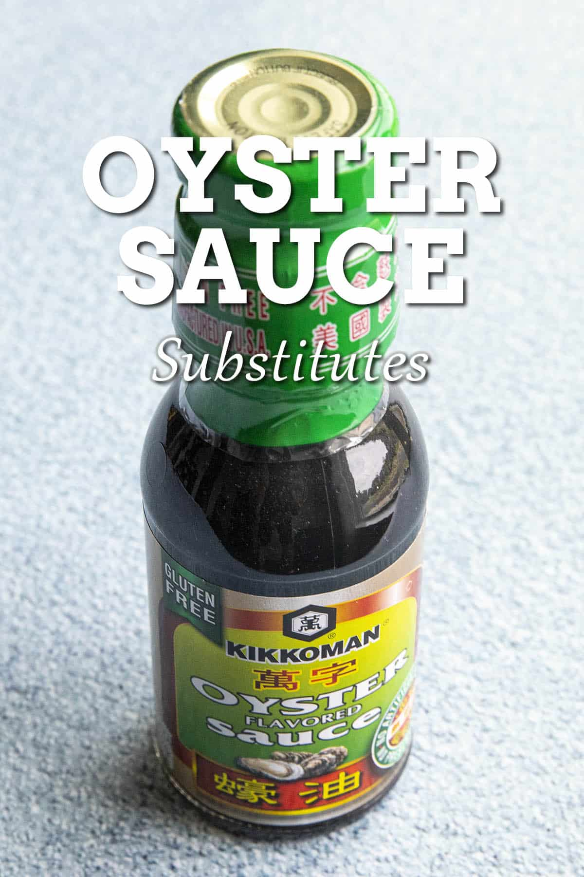Oyster Sauce Substitutes