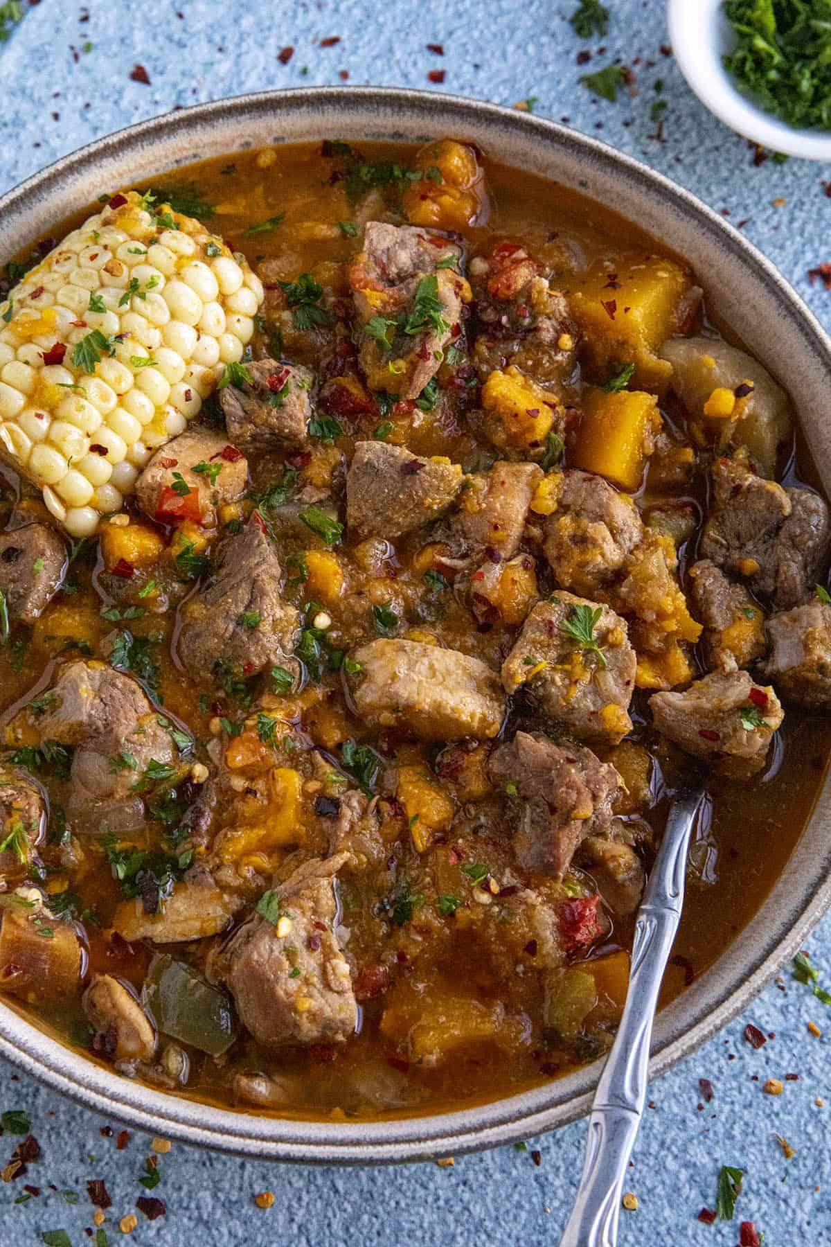 Sancocho (Latin American Stew)