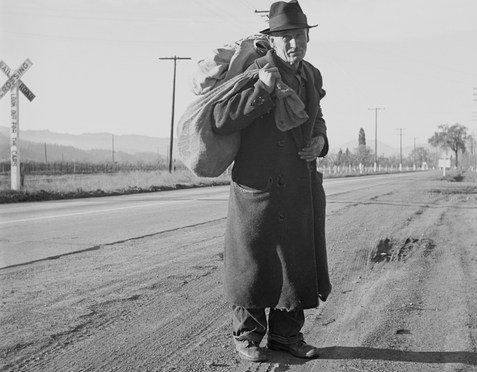 Homeless: A Man Without a Country