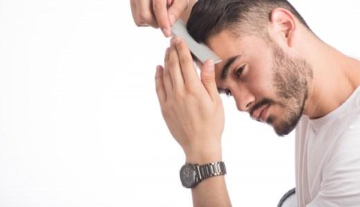 髪の毛が多い男性にオススメの髪型