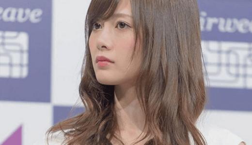 乃木坂・白石麻衣の髪色・髪型が可愛い!オーダー方法は?