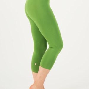 Blutsgeschwister-logo-legging-grün