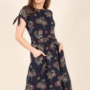 Brakeburn Meadow dress multi
