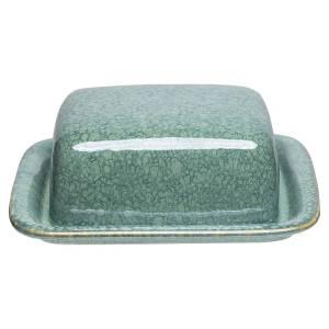 Tranquillo Butterdose industrial emerald