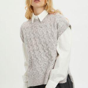 KAnanna-knit vest