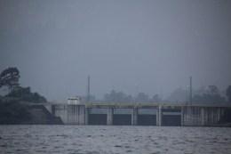 Der Pajjaprapha Staudamm