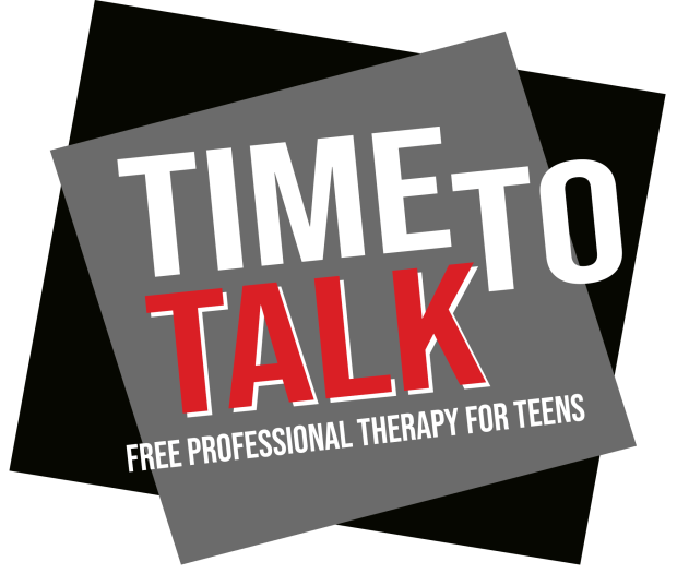 Time to Talk: Free Therapy for Teens