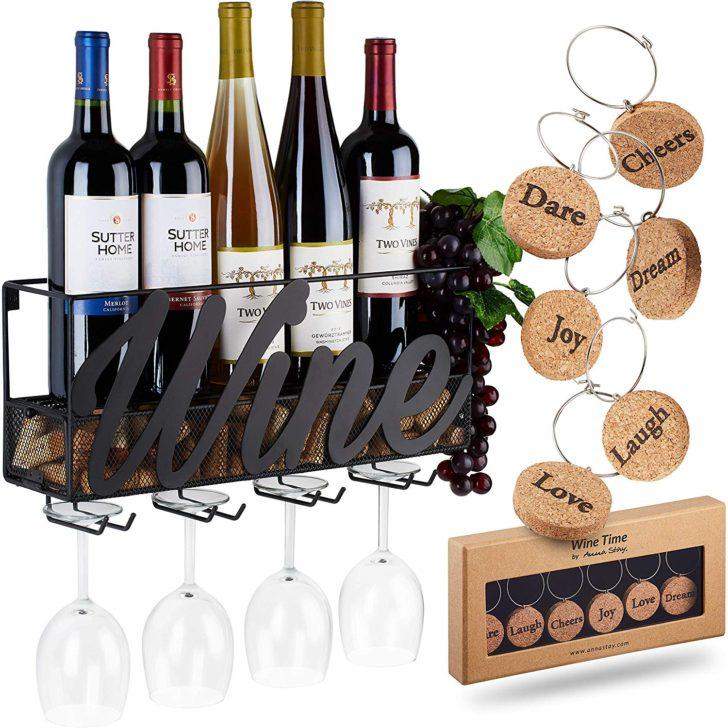 best wall mounted wine racks 10 ideas