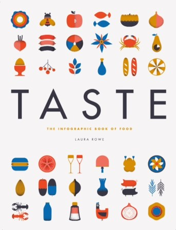 Taste - The Infographic Book of Food £20