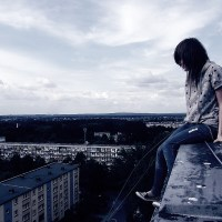 Gadis Itu Depresi Sejak SMA.... (Bunuh Diri/Suicidal)