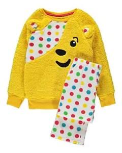 Children in need pyjamas